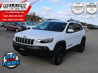 Used 2019 Jeep Cherokee Upland for sale in Selkirk, MB