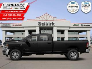 New 2020 RAM 2500 Tradesman for sale in Selkirk, MB