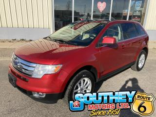 Used 2010 Ford Edge Limited for sale in Southey, SK