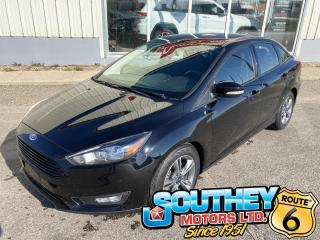 Used 2017 Ford Focus SE for sale in Southey, SK