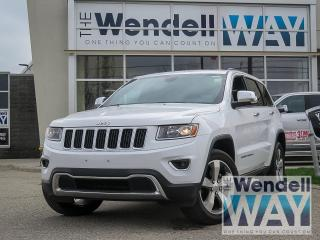 Used 2016 Jeep Grand Cherokee Limited Nav/Roof Very Clean for sale in Kitchener, ON