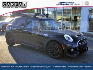 Used 2017 MINI 5 Door Cooper S John Cooper Works for sale in North Vancouver, BC