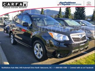Used 2014 Subaru Forester 2.5i Touring Pkg for sale in North Vancouver, BC