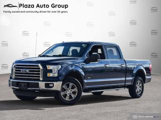 Used 2016 Ford F-150 4X4-SUPERCREW XLT-145 WB for sale in Bolton, ON