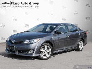 Used 2014 Toyota Camry HYBRID SE | LOW KM | for sale in Bolton, ON