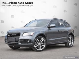 Used 2016 Audi SQ5 3.0 TECHNIK | 2 TONE for sale in Bolton, ON