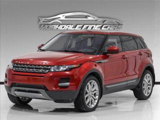 Used 2015 Land Rover Evoque Pure, PanoRoof, 20' Rims, No Accident, Loaded for sale in Concord, ON