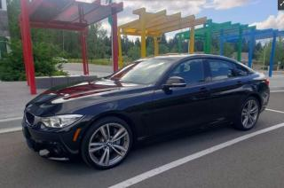 Used 2016 BMW 4 Series 435i xDrive Gran Coupe M Sport, Navi,Lane Assist,HUD, for sale in North York, ON