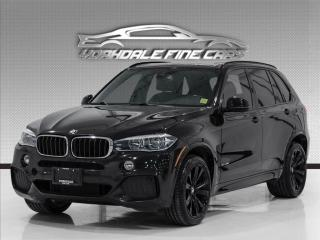 Used 2016 BMW X5 xDrive35i M Sport, Intelligent Drive, HUD, 360 Cam, No Accid for sale in Concord, ON