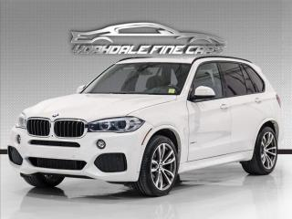 Used 2016 BMW X5 SOLD SOLD SOLD xDrive35i, M-Sport, Navi, Cam, 360Cam, for sale in Concord, ON