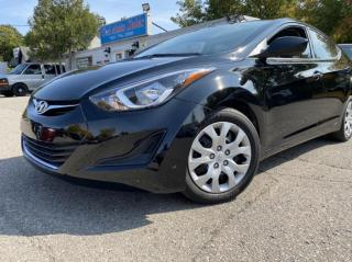 Used 2016 Hyundai Elantra 4dr Sdn LOW KM FACTORY  WARRANTY STILL ! for sale in Brampton, ON