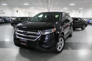 Used 2016 Ford Edge SE NO ACCIDENTS I R.CAM I KEYLESS ENTRY I PUSH START for sale in Mississauga, ON