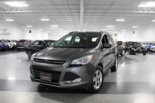 Used 2014 Ford Escape SE I NO ACCIDENTS I HEATED SEATS I REAR CAMERA I BLUETOOTH for sale in Mississauga, ON