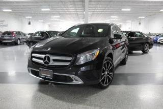 Used 2016 Mercedes-Benz GLA 4MATIC I NO ACCIDENTS I SUNROOF I NAVIGATION I REAR CAM for sale in Mississauga, ON