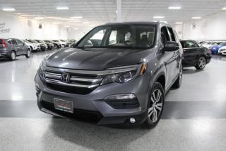 Used 2016 Honda Pilot EX-L AWD I NO ACCIDENTS I NAVIGATION I LEATHER I SUNROOF for sale in Mississauga, ON