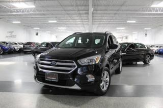 Used 2017 Ford Escape SE I NO ACCIDENTS I R.CAM I BIG SCREEN I BT I POWER SEATS for sale in Mississauga, ON