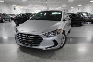 Used 2017 Hyundai Elantra NO ACCIDENTS I HEATED SEATS I KEYLESS ENTRY I BLUETOOTH I for sale in Mississauga, ON