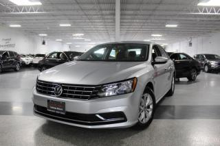 Used 2018 Volkswagen Passat TSI I ALLOY WHEELS I CRUISE CONTROL I REAR CAM I DUAL A/C for sale in Mississauga, ON