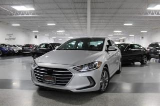 Used 2017 Hyundai Elantra NO ACCIDENTS I CARPLAY I R.CAM I H.SEATS I BLINDSPOT for sale in Mississauga, ON