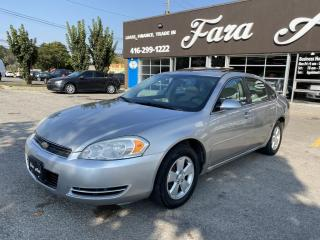 Used 2007 Chevrolet Impala LT for sale in Scarborough, ON