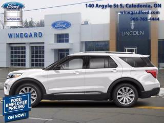 New 2020 Ford Explorer LIMITED for sale in Caledonia, ON