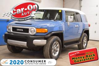 Used 2012 Toyota FJ Cruiser CAVALRY BLUE/WHITE only 77,000KM for sale in Ottawa, ON