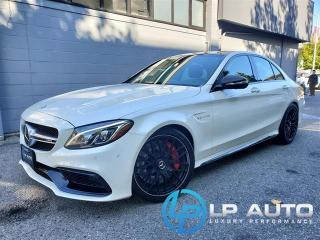 Used 2017 Mercedes-Benz C63 AMG S for sale in Richmond, BC