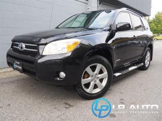 Used 2006 Toyota RAV4 LIMITED  for sale in Richmond, BC