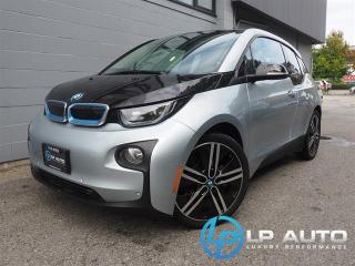 Used 2015 BMW i3 w/Range Extender for sale in Richmond, BC