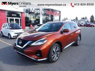 Used 2019 Nissan Murano SL AWD  - Cooled Seats -  Navigation - $250 B/W for sale in Orleans, ON