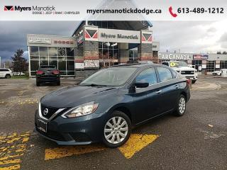Used 2016 Nissan Sentra S  - Bluetooth -  Power Windows - $98 B/W for sale in Ottawa, ON