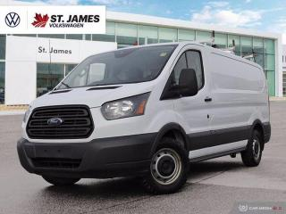 Used 2015 Ford Transit Cargo Van One Owner, Backup Sensors, Bluetooth for sale in Winnipeg, MB