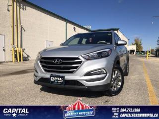 Used 2018 Hyundai Tucson Premium AWD *Apple CarPlay *Heated Steering Wheel *Heated Seats for sale in Winnipeg, MB