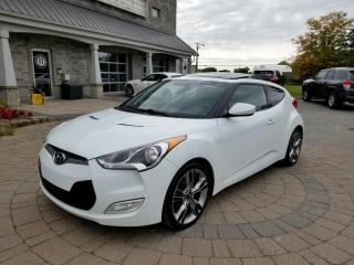 Used 2012 Hyundai Veloster Bas KM for sale in St-Eustache, QC