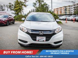 Used 2018 Honda HR-V LX for sale in Port Moody, BC