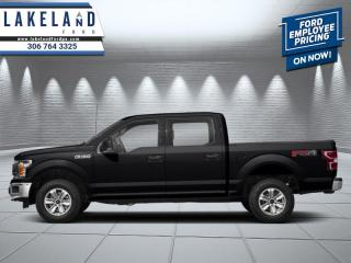 New 2020 Ford F-150 XLT  - Navigation - $329 B/W for sale in Prince Albert, SK