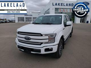 New 2020 Ford F-150 Lariat  - Navigation - Leather Seats - $397 B/W for sale in Prince Albert, SK