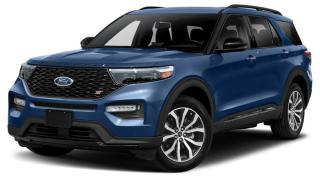 New 2020 Ford Explorer ST for sale in Okotoks, AB
