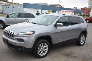 Used 2015 Jeep Cherokee North CRUISE CONTROL! 4X4! for sale in Saskatoon, SK
