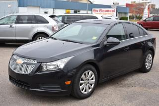 Used 2011 Chevrolet Cruze LT Turbo A/C! AUTO HEADLIGHTS! for sale in Saskatoon, SK