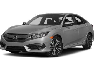 Used 2017 Honda Civic EX-T HEATED SEATS | HONDA LANEWATCH™ CAMERA | APPLE CARPLAY™ & ANDROID AUTO™ for sale in Cambridge, ON