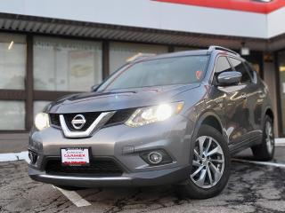 Used 2014 Nissan Rogue SL NAVI | Leather | NO Accident for sale in Waterloo, ON