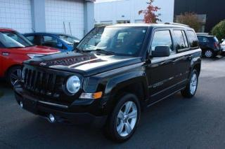 Used 2017 Jeep Patriot NORTH EDITION for sale in Nanaimo, BC