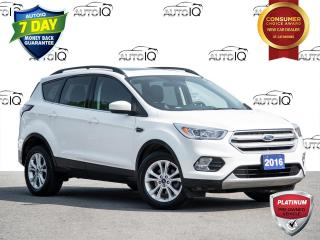 Used 2018 Ford Escape SEL CLEAN CARFAX | NAVIGATION SYSTEM | LEATHER SEATS | SUNROOF for sale in St Catharines, ON