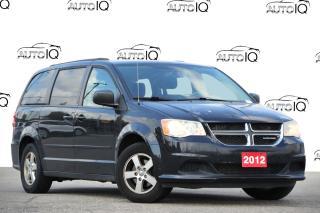 Used 2012 Dodge Grand Caravan SE/SXT SE | FWD | 3.6L V6 | 3rd ROW SEATS for sale in Kitchener, ON