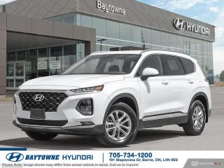 New 2020 Hyundai Santa Fe Essential FWD 2.4L Safety Package for sale in Barrie, ON