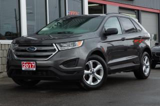 Used 2017 Ford Edge SE BACKUP CAM GOOD CONDITION CLEAN for sale in Chatham, ON