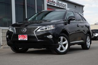 Used 2013 Lexus RX 350 AC/HEATED SEATS BACKUP CAM SUNROOF + + for sale in Chatham, ON