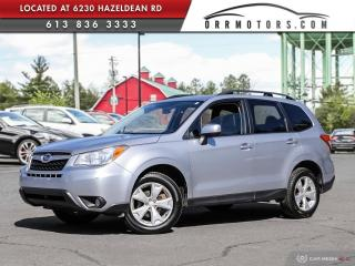 Used 2014 Subaru Forester 2.5i AWD | REVERSE CAM | BLUETOOTH | HEATED SEATS | A/C for sale in Stittsville, ON