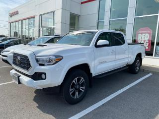 Used 2019 Toyota Tacoma SR5 V6 TRD UPGRADE-LEATHER! for sale in Cobourg, ON